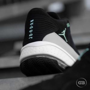 Air Jordan Max Aura 2 ''Black/Tropical Twist-LT Smoke Grey''