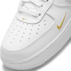 Nike Air Force 1 '07 LV8 ''White/Metallic Gold''
