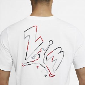 Air Jordan Jumpman 23 AIR T-Shirt ''White''