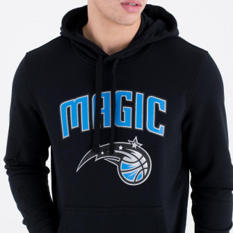 New Era Orlando Magic Team Logo Hoodie ''Black''