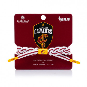 Rastaclat NBA Cleveland Cavaliers Signature Bracelet ''Home''