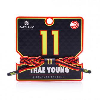 Rastaclat NBA Atlanta Hawks Signature Bracelet ''Trae Young''
