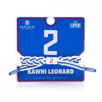 Rastaclat NBA Los Angeles Clippers Signature Bracelet ''Kawhi Leonard''