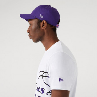 New Era Oil Slick Logo Infill Los Angeles Lakers T-Shirt ''White''