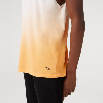 New Era NBA Drip Dye Los Angeles Lakers Tank Top ''Gold''