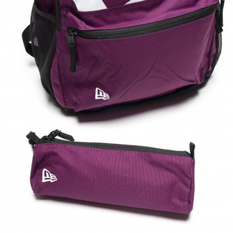 New Era Delaware Pencil Case Backpack Set ''Purple''