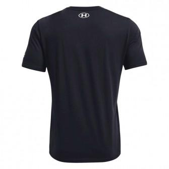 UA Project Rock Brahma Bull T-Shirt ''Black''