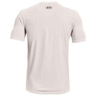 UA Project Rock Brahma Bull T-Shirt ''White''