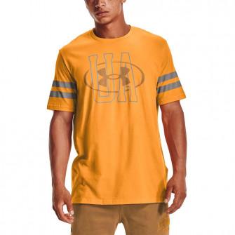 UA Originators Lockertag T-Shirt ''Orange''