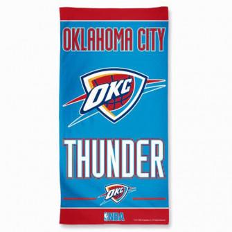 NBA Oklahoma City Thunder Towel ''Blue/Red''