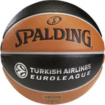 Spalding Euroleague Repl. TF 500 Basketball