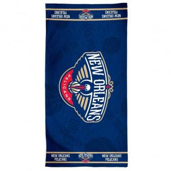 NBA New Orleans Pelicans Towel ''Navy Blue''