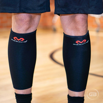 McDavid Deluxe Calf Support Sleeve ''Black''