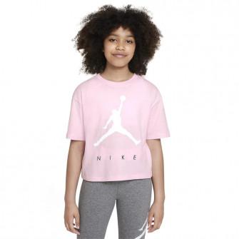 Air Jordan Jumpman Core Girls T-Shirt ''Pink''