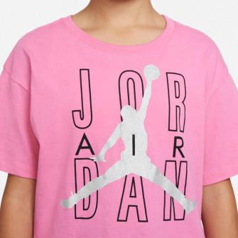 Air Jordan Air Shine Girls T-Shirt ''Pink''