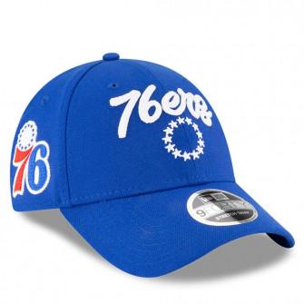 New Era NBA20 Draft Philadelphia 76ers 9Forty Cap ''Blue''