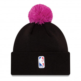 New Era NBA Miami Heat City Edition Knit Hat ''Miami Vice''