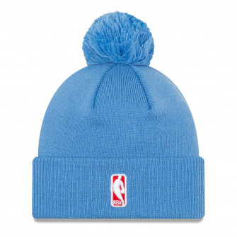 New Era NBA Houston Rockets City Edition Knit Hat ''Blue''