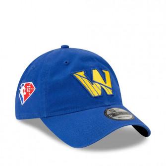 New Era NBA 2021 Draft Golden State Warriors 9Twenty Cap ''Blue''