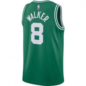 Nike Kemba Walker Boston Celtics Icon Edition Swingman Jersey ''Clover''