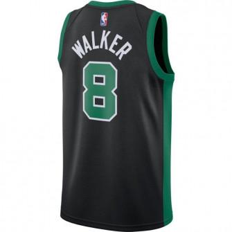 Nike Kemba Walker Boston Celtics Icon Edition Swingman Jersey ''Black''
