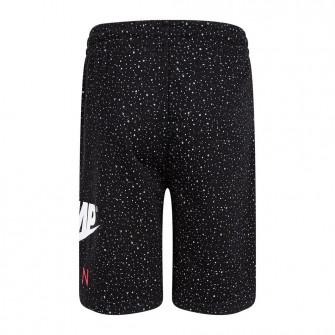 Air Jordan Jumpman Speckle Kids Shorts ''Black''
