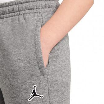 Air Jordan Jumpman Fleece Kids Pants ''Grey''