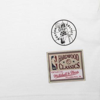 M&N Wild Life Boston Celtics T-Shirt ''White''