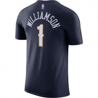 Nike Dri-FIT New Orleans Pelicans Zion Williamson T-Shirt ''College Navy''