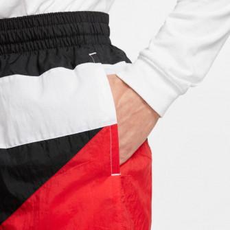 Nike Flight Shorts ''University Red/Black''