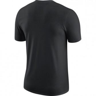 Nike NBA Luka Doncic Dallas Mavericks Player Logo T-Shirt ''Black''