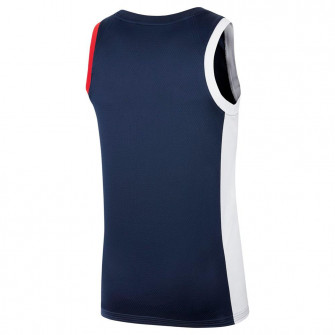 Air Jordan France Limited Road Jersey ''College Navy/White''