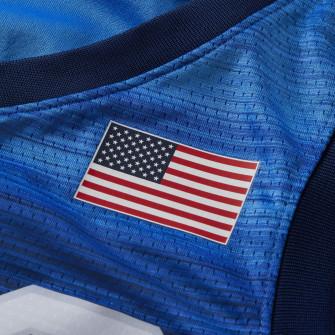 Nike USA Road Limited Jersey ''Obsidian''