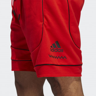 adidas Donovan Mitchell D.O.N. Issue #2 Shorts ''Red''