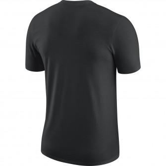 Nike Dri-FIT NBA City Edition Logo Los Angeles Lakers T-Shirt ''Black''