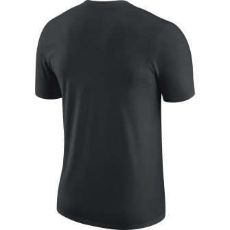 Nike NBA LA Clippers City Edition Logo T-Shirt ''Black''