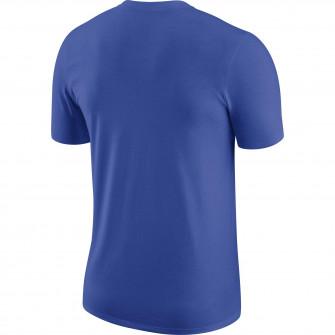 Nike Dri-FIT NBA City Edition Logo Milwaukee Bucks T-Shirt ''Game Royal''