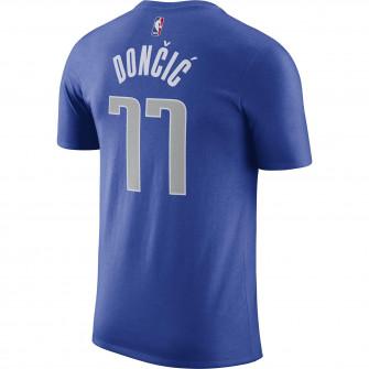 Nike NBA Luka Dončić Dallas Mavericks T-Shirt ''Game Royal''