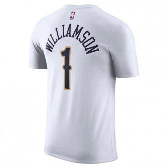 Nike NBA New Orleans Pelicans Zion Williamson T-Shirt ''White''