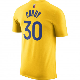 Air Jordan NBA Stephen Curry Warriors Statement Edition T-Shirt ''Amarillo''