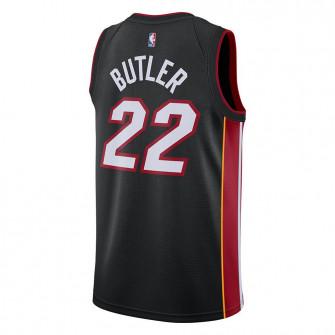 Nike NBA Miami Heat Jimmy Butler Icon Edition Swingman Jersey ''Black''
