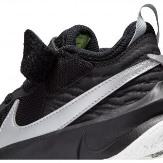 Nike Team Hustle D10 ''Black/Metallic Silver'' (PS)