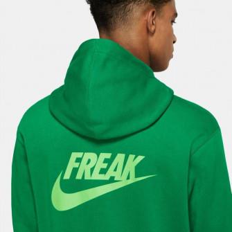 Nike Giannis Naija Hoodie ''Pine Green''