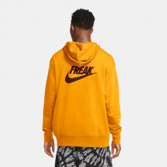 Nike Giannis Freak Hoodie ''University Gold''