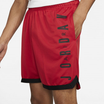 Air Jordan Jumpman Graphic Knit Shorts ''Red''