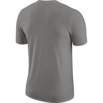 Nike NBA Los Angeles Clippers Earned Edition Logo T-Shirt ''Grey''