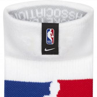 Nike NBA SNKR SOX Crew Socks ''White/Red/Blue''