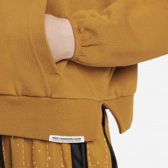 Nike Dri-FIT Swoosh Fly Standard Issue WMNS Hoodie ''Chuntey/Pale Ivory''