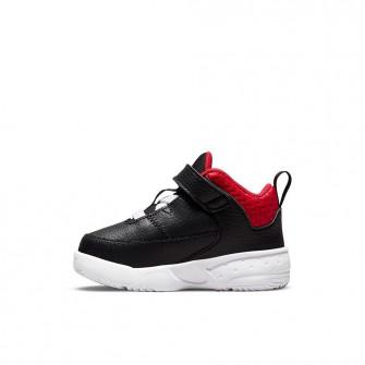 Air Jordan Max Aura 3 ''Black/White-University Red'' (TD)