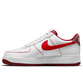 Nike Air Force 1 '07 First Use ''White Team Red''